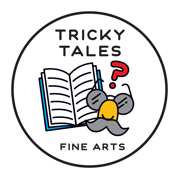 Fine Arts Challenge: Tricky Tales