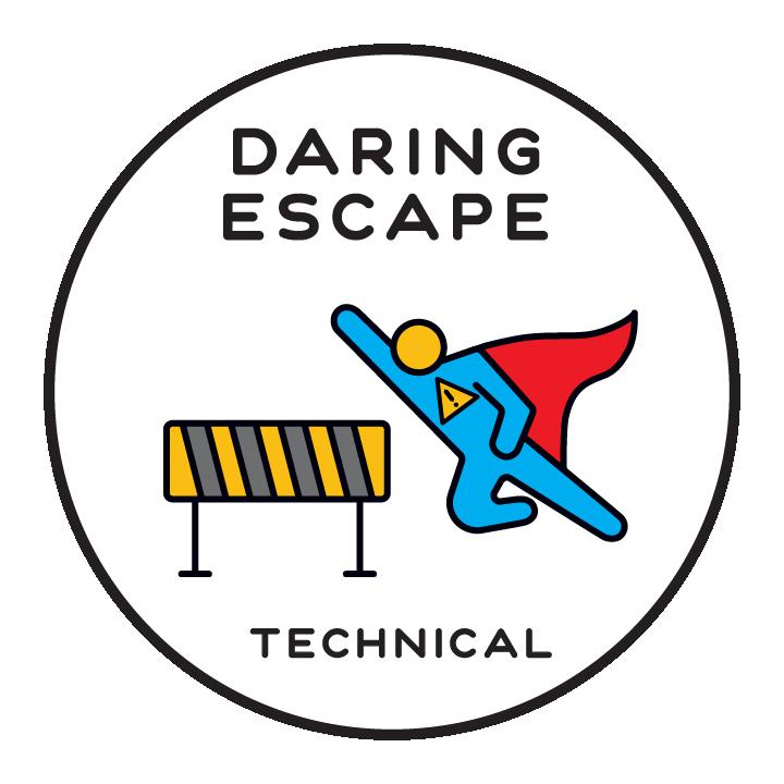 Technical Challenge: Daring Escape