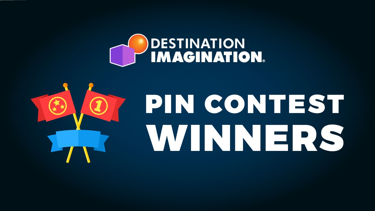 Congrats to Our Pin Contest Winners!