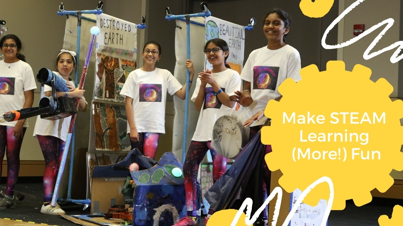 Make STEAM Learning More Fun with Help From Destination Imagination