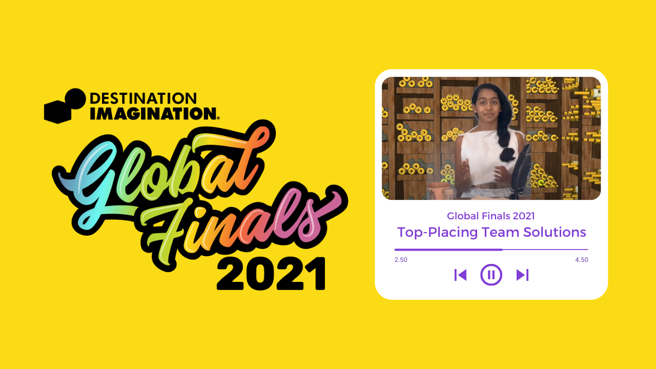 Check Out Winning Solutions from Global Finals 2021