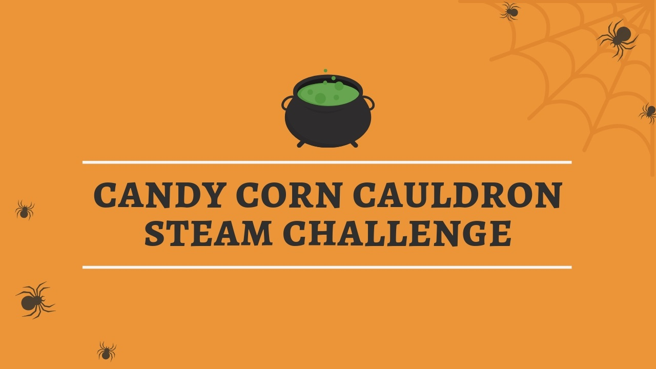 Instant Challenge: Candy Corn Cauldron