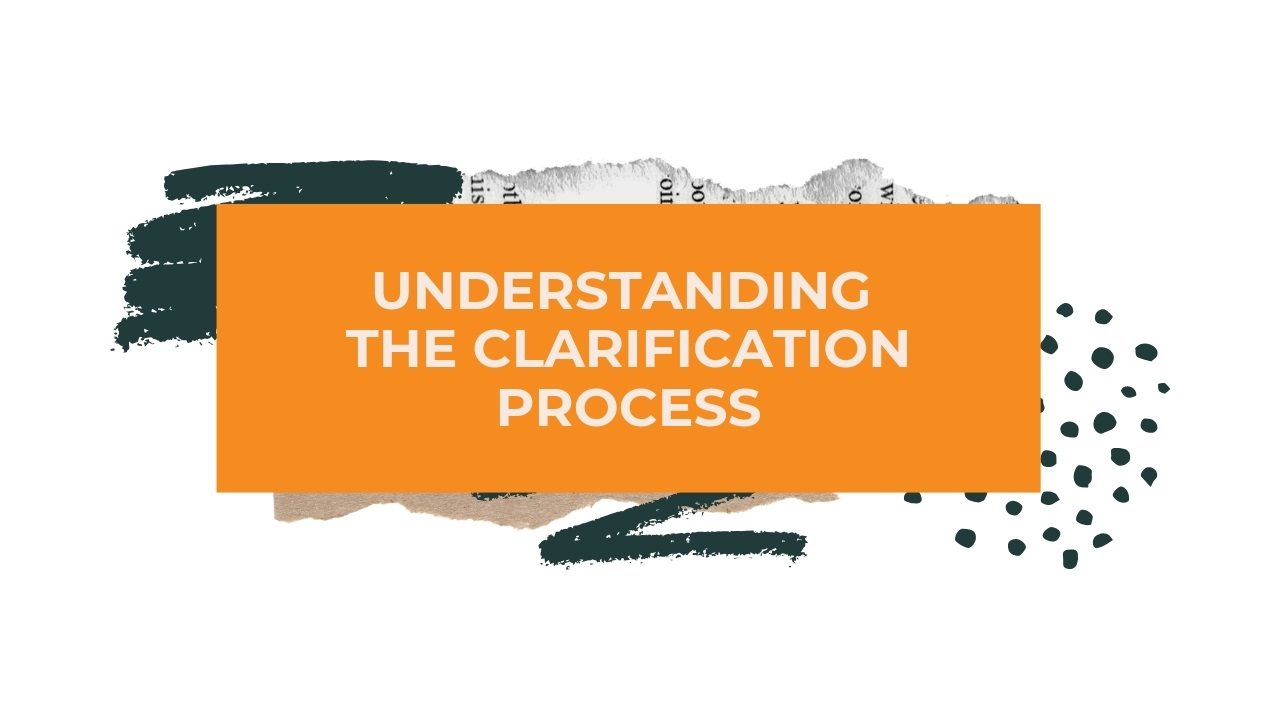 Learning About Clarifications