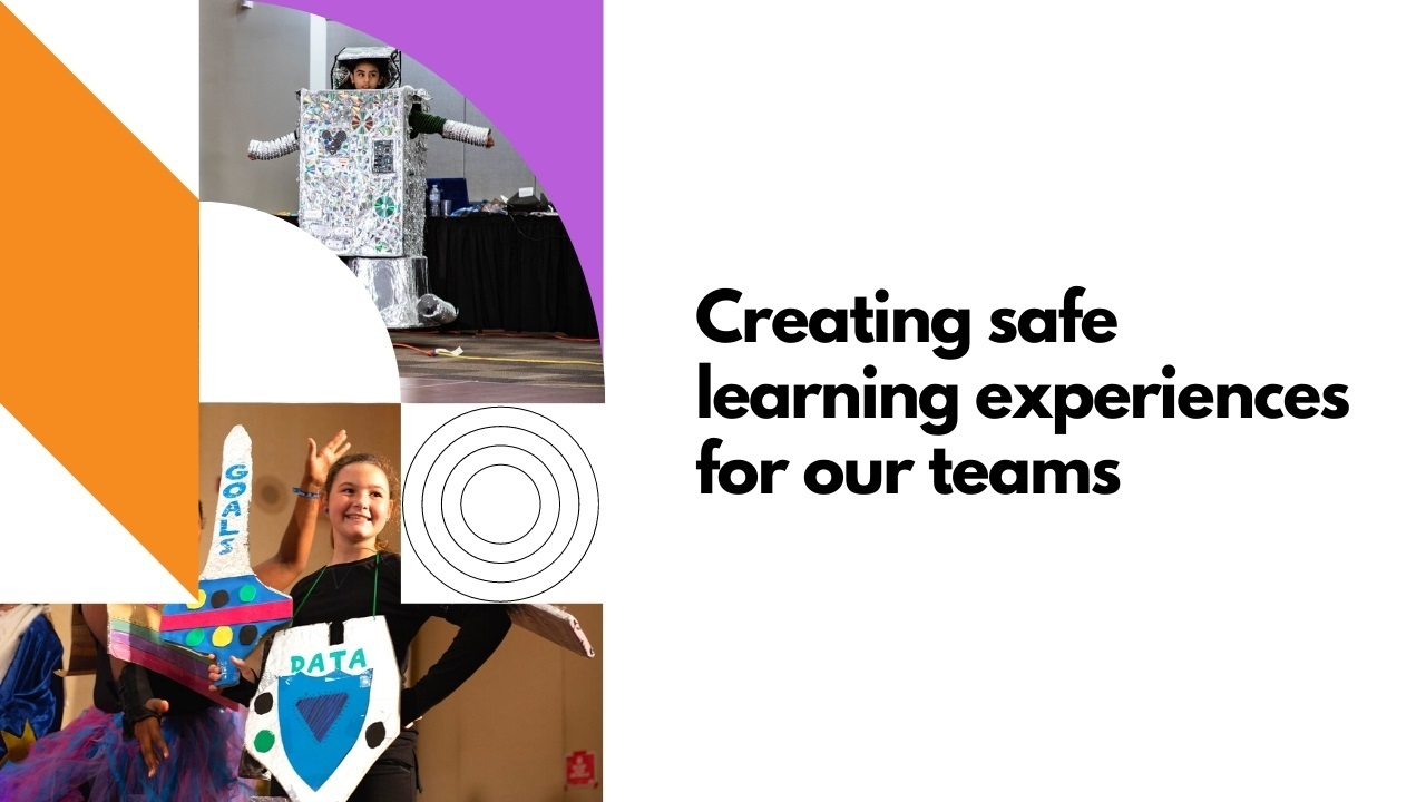 Creating Safe Learning Experiences for DI Participants
