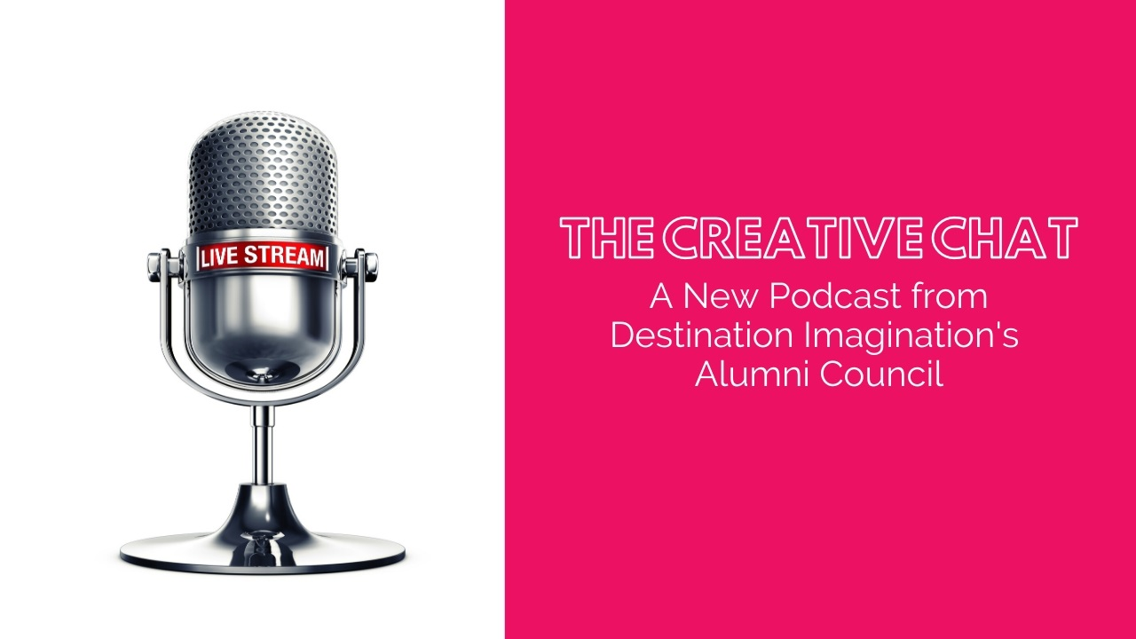 The Creative Chat: A New Podcast from DI's Alumni Council