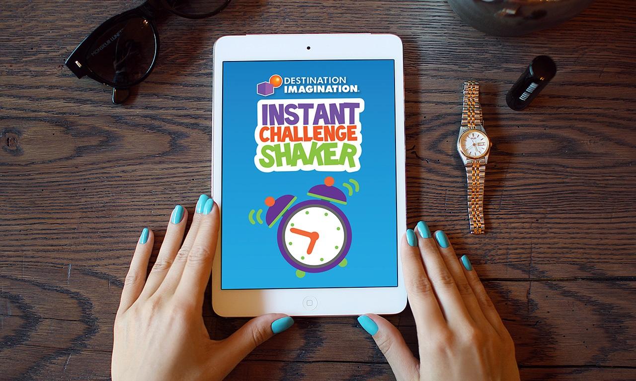 Instant Challenge App for Kids