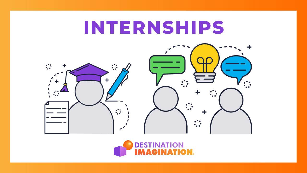 Intern at Destination Imagination!
