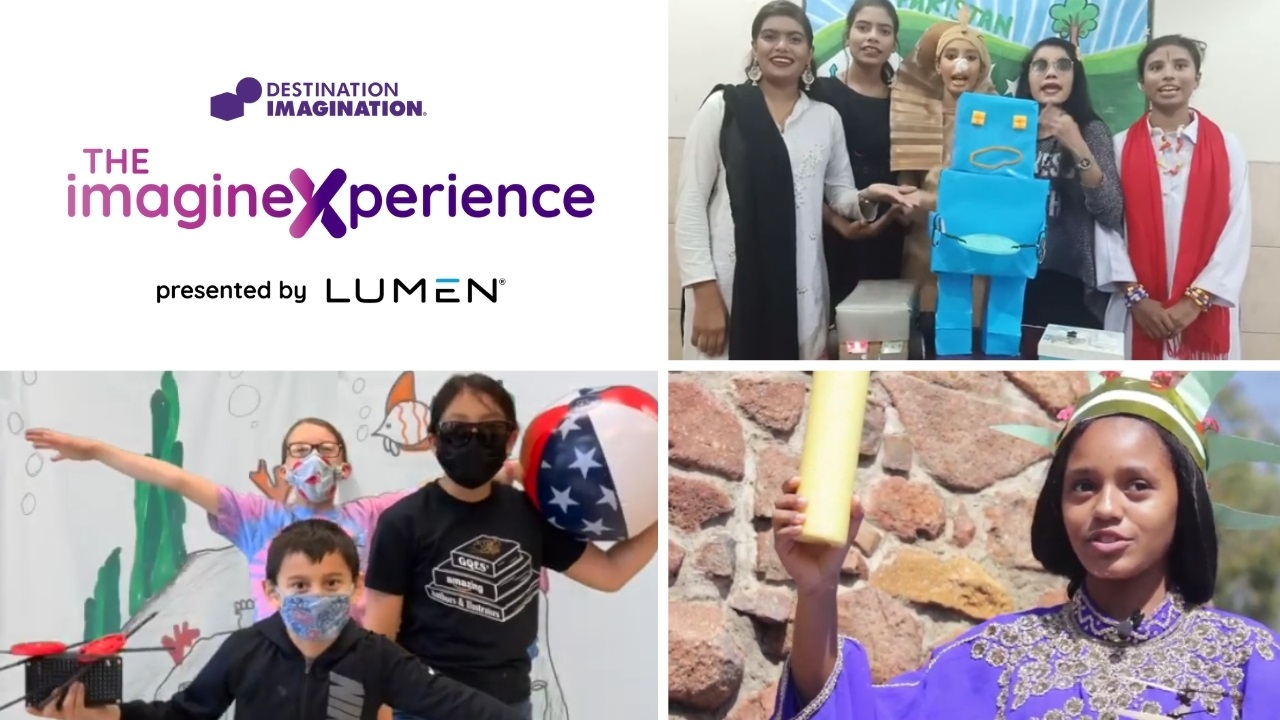 Destination Imagination and Lumen Technologies Grow STEM Learning Across Three Continents with ImagineXperience Program