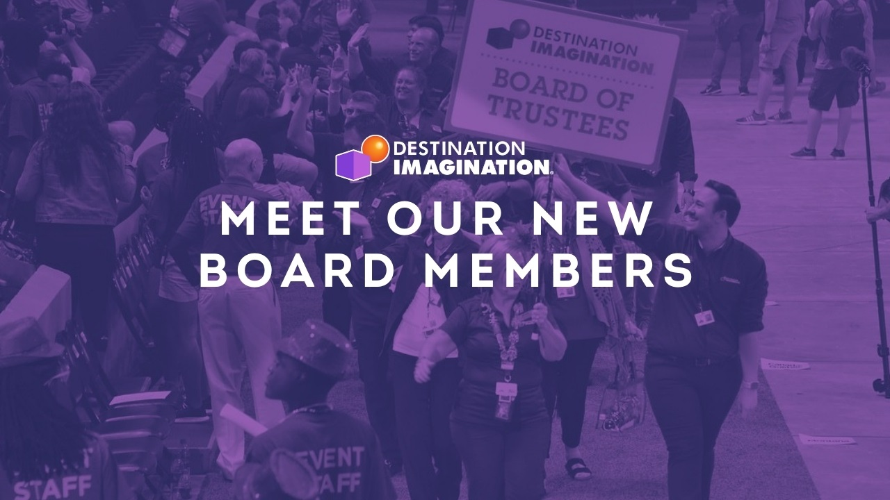 Let's Welcome Our Newest Board Members