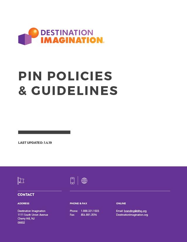 Brand & Design Guides Archives - Destination Imagination