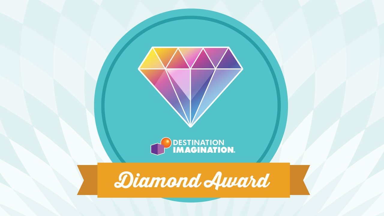 Congrats to Our Diamond Award Volunteers!