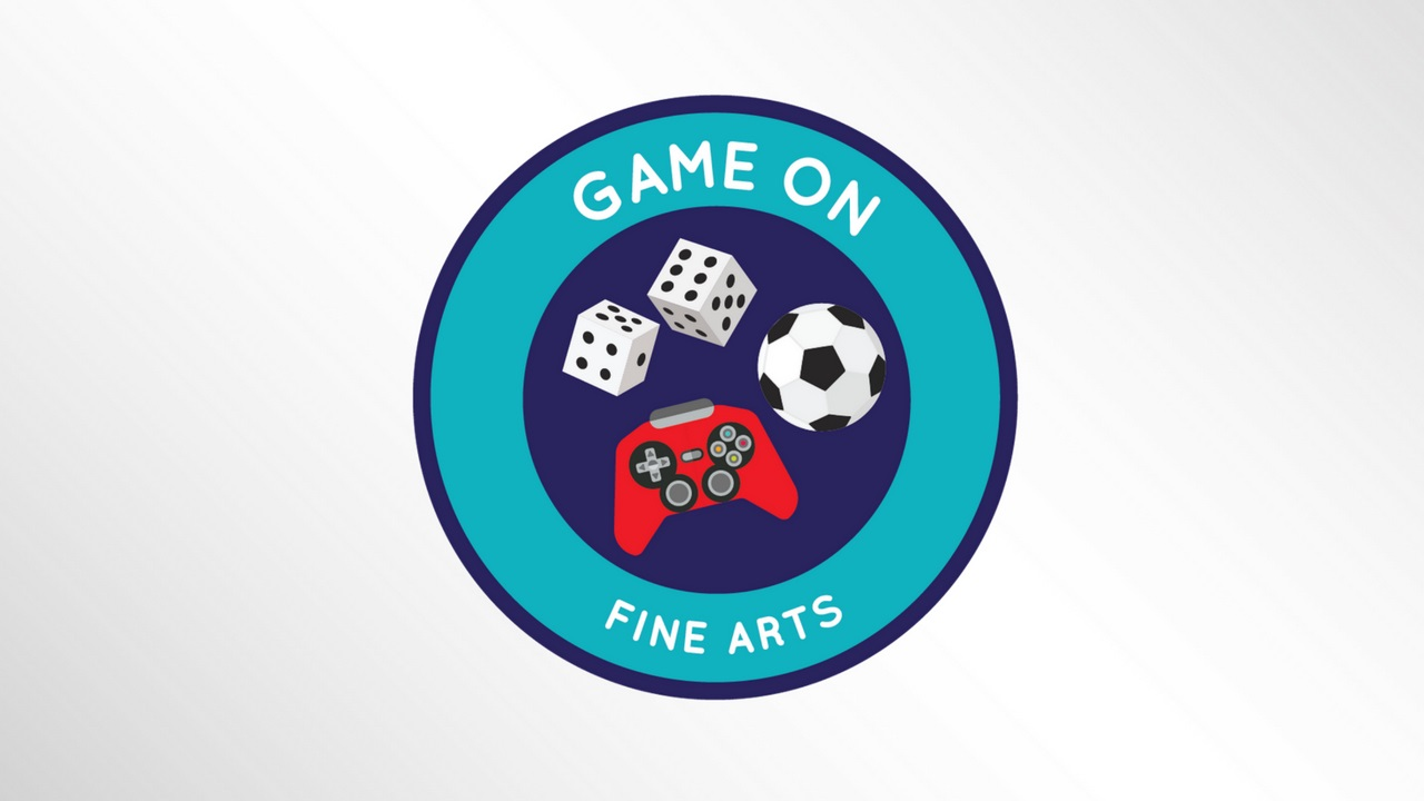 Fine Arts Challenge: Get Your 'Game On'