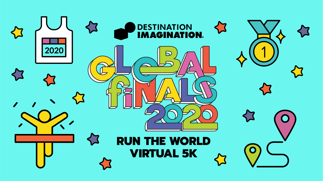 DI Virtual 5K: Run the World With Us!