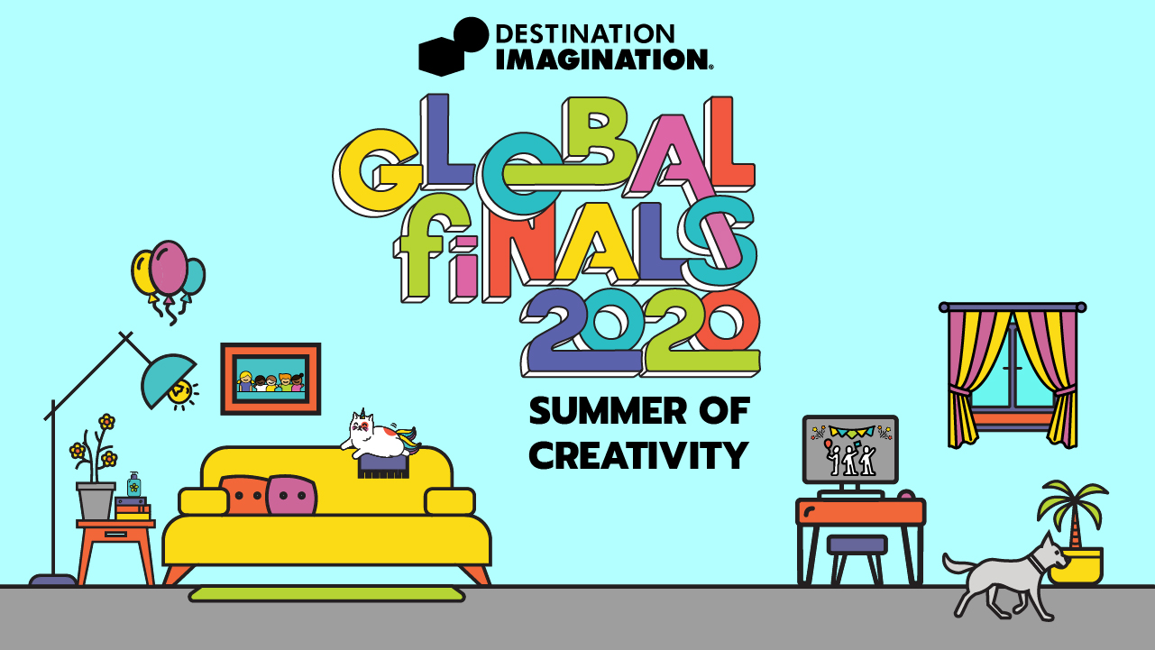 Join Us for Global Finals 2020: Summer of Creativity