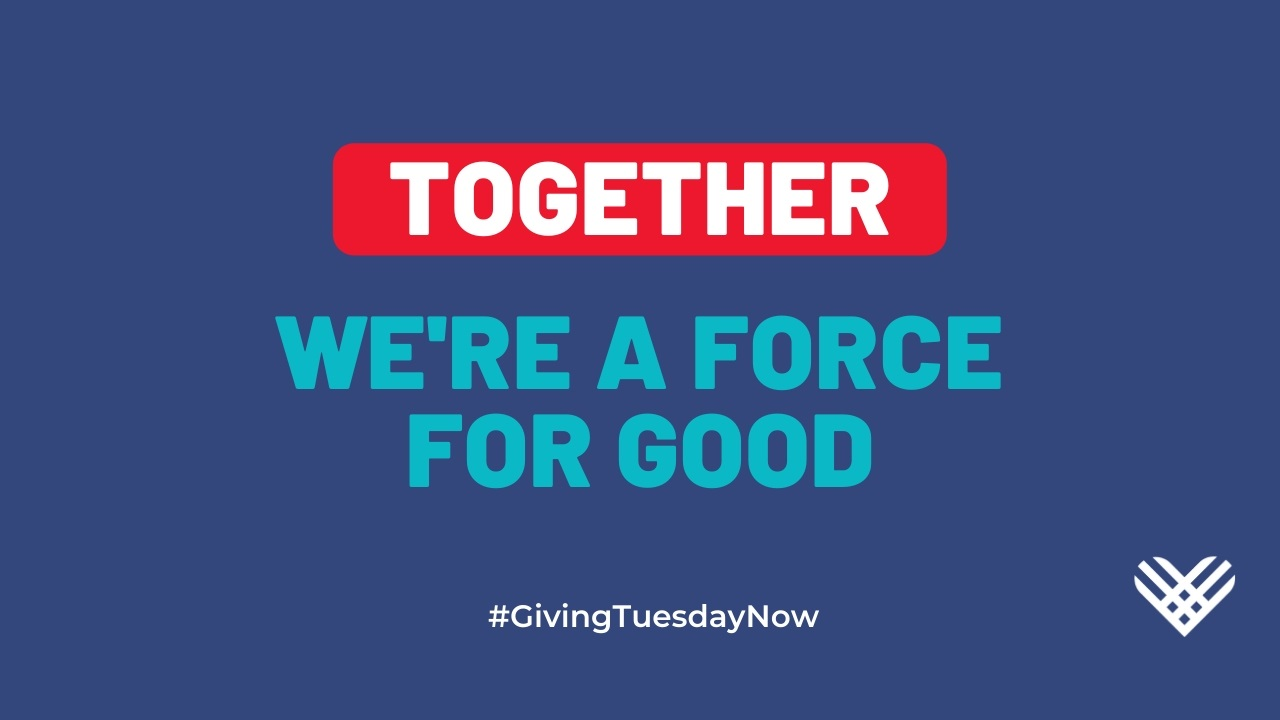 Giving Tuesday Now: Make Your Gift, Support Creativity