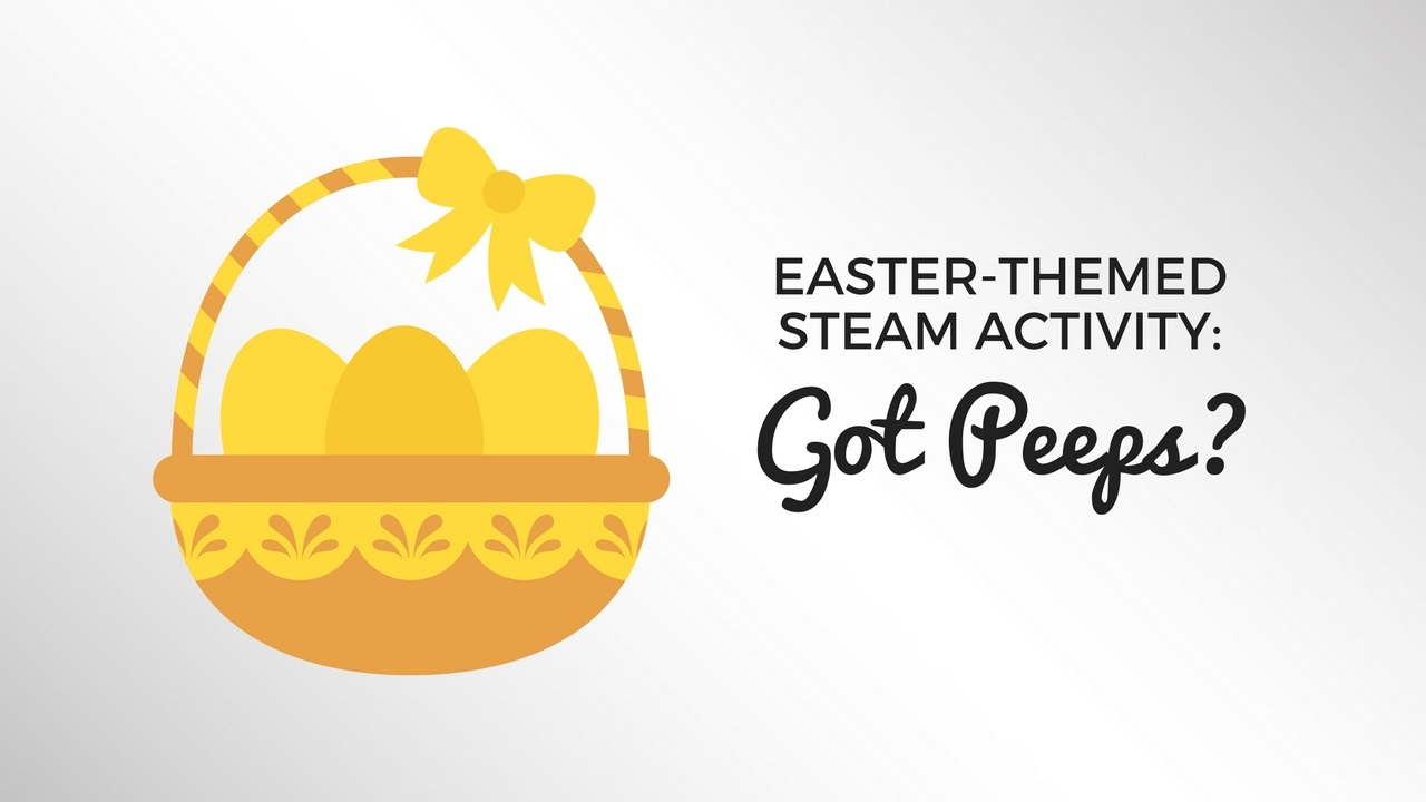 Easter-Themed Instant Challenge: Got Peeps?