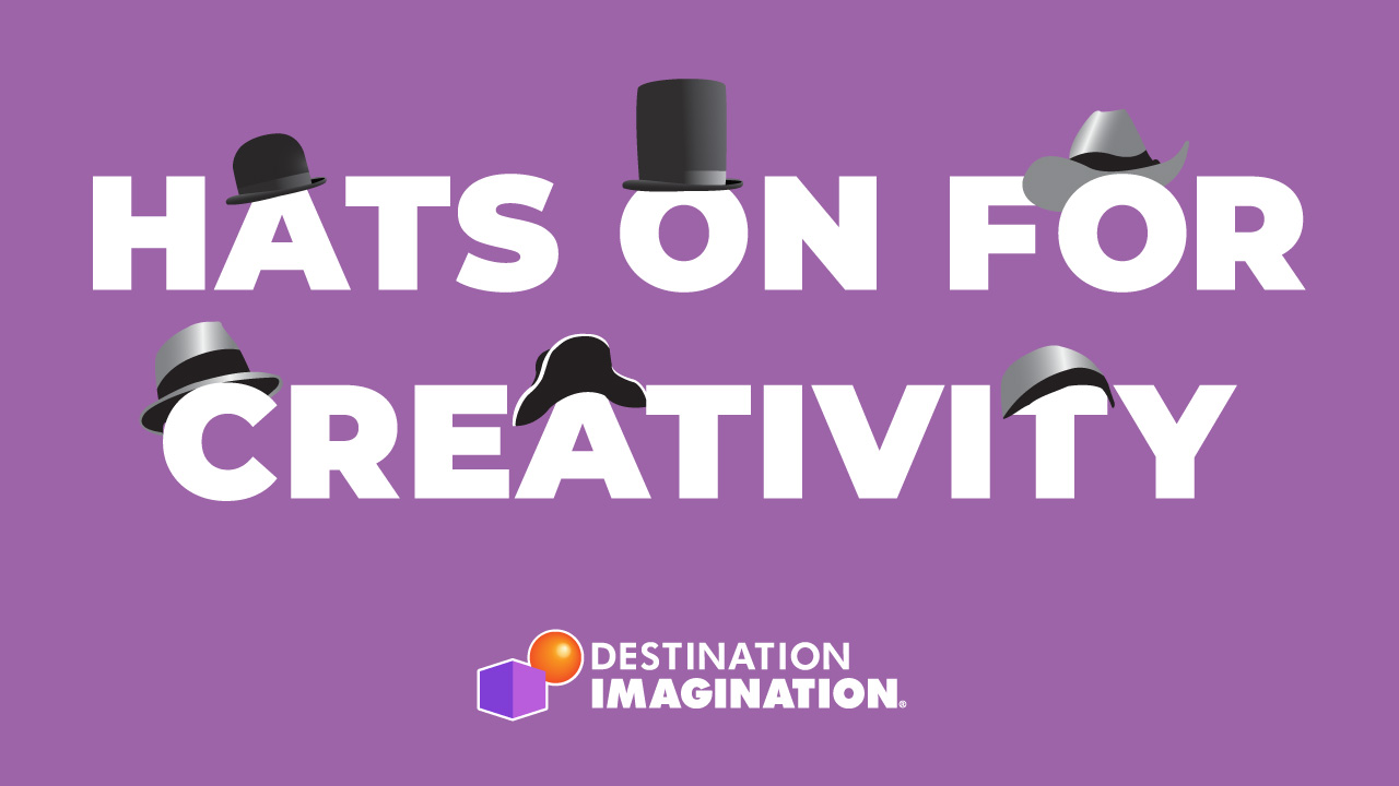 Hats On For Creativity Challenge photo