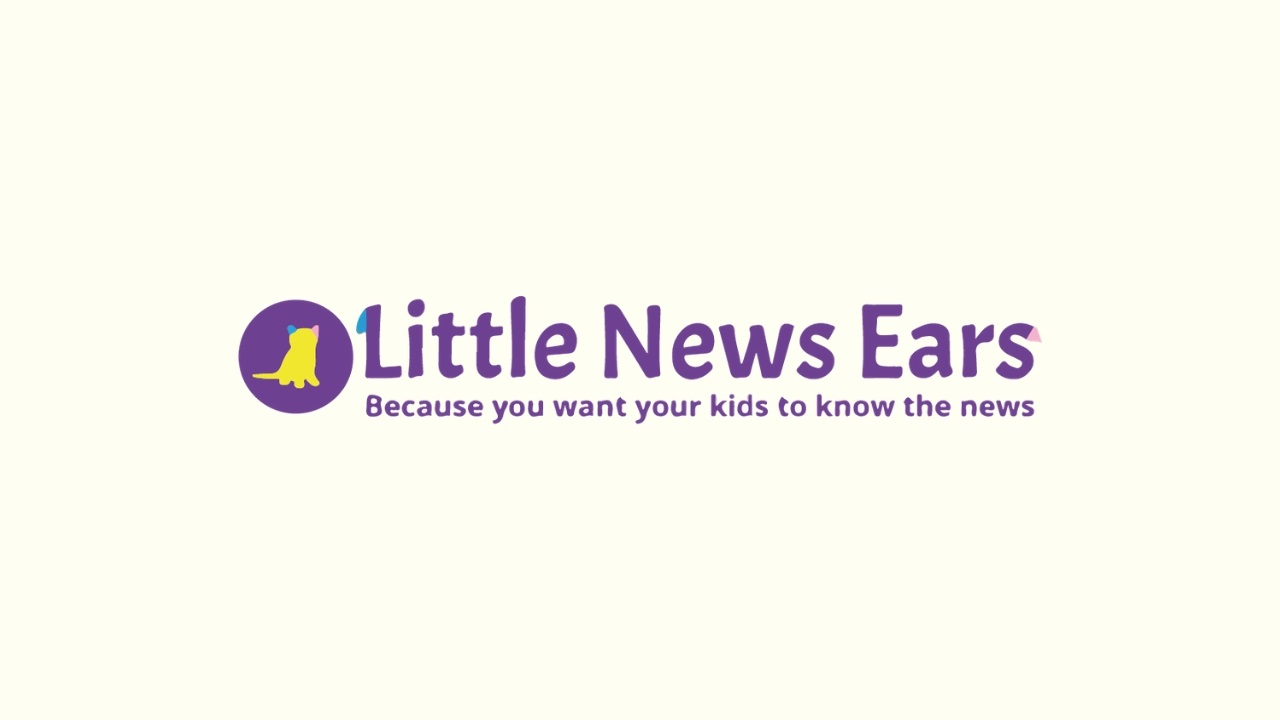 Little News Ears Podcast for Teachers & Parents