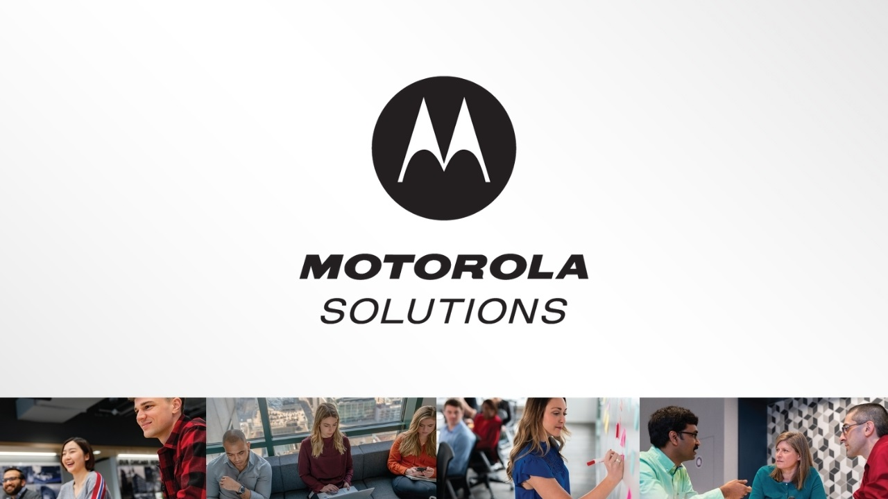 Intern at Motorola Solutions!