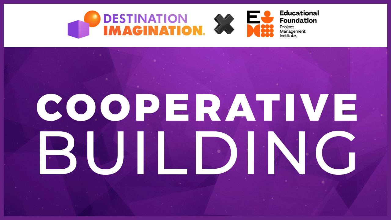 Cooperative Building Instant Challenge, Presented by PMIEF