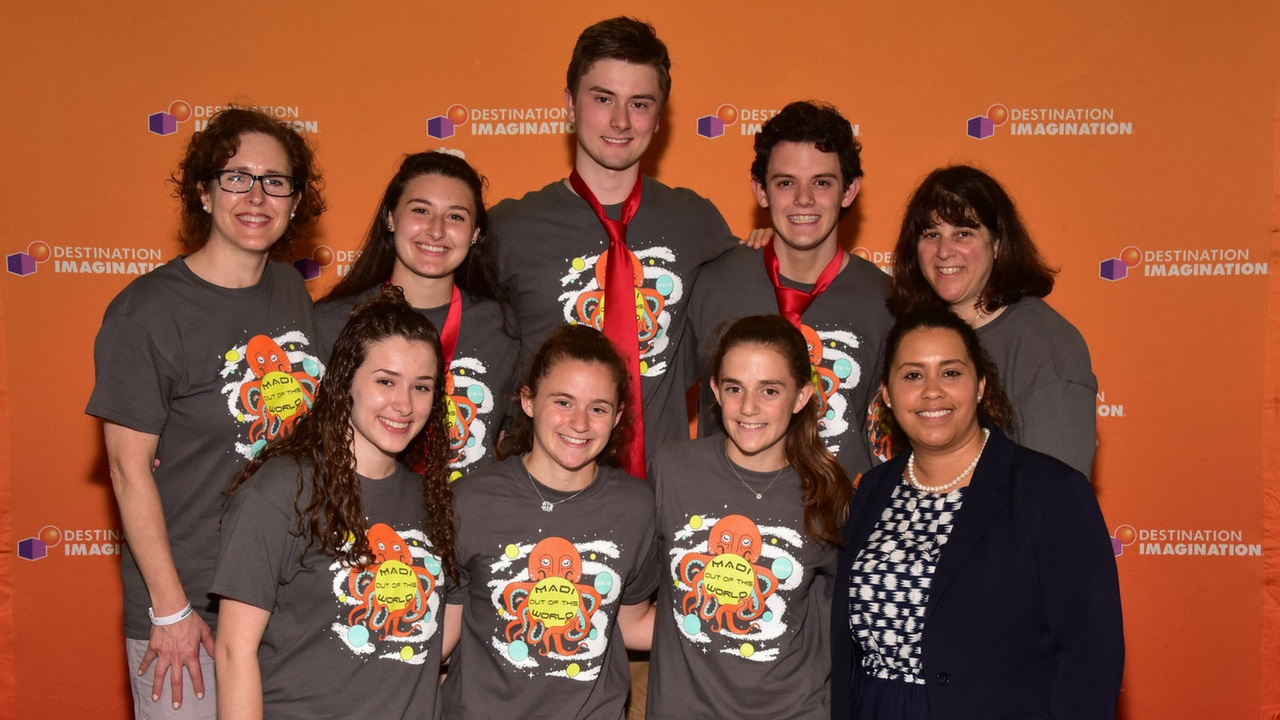 PMIEF Sponsors First Destination Imagination Project Plan Scholarship