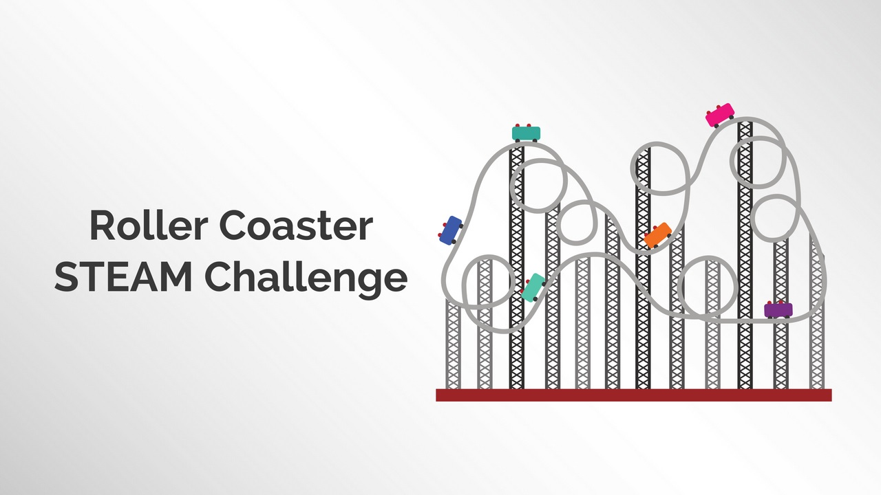 Roller Coaster STEAM Challenge
