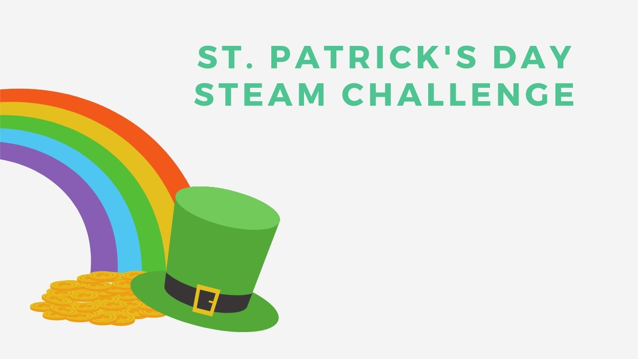 St. Patrick's Day STEAM Activity