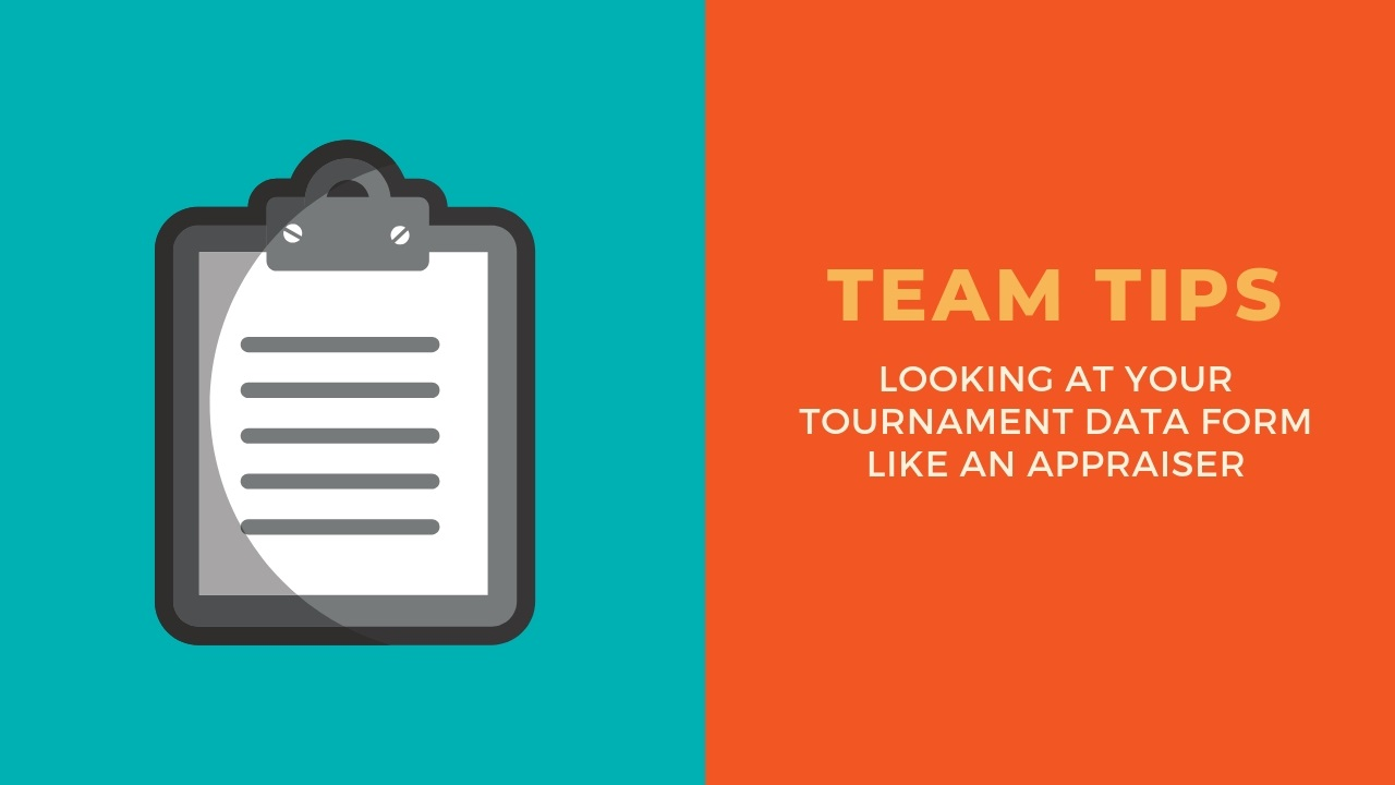 Team Tips: Looking at Your TDF like an Appraiser