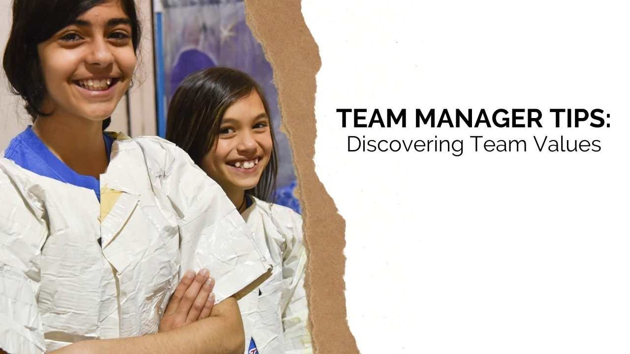 Team Manager Tips: Discovering Team Values