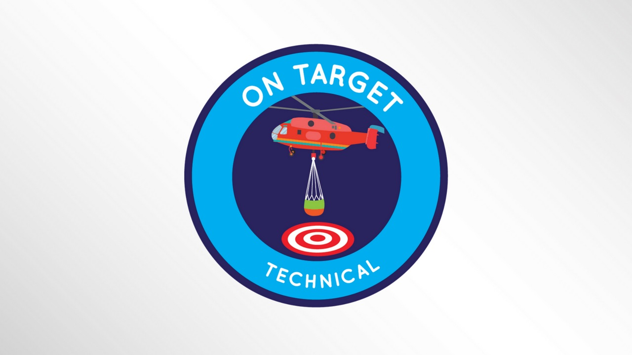 Technical Challenge: Time to Get 'On Target'