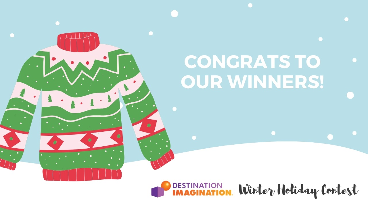 Congrats to Our Ugly Holiday Sweater Contest Winners!