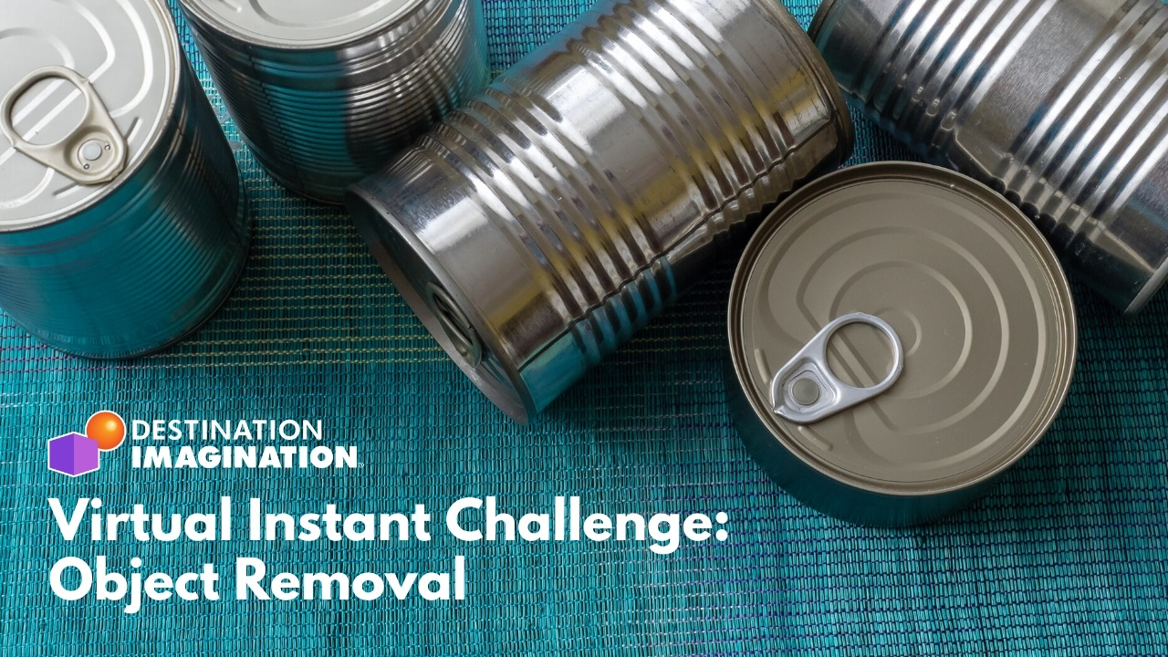 Virtual Instant Challenge: Object Removal