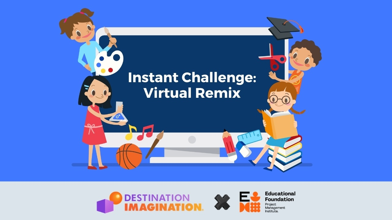 Virtual Remix Instant Challenge: Presented by PMIEF