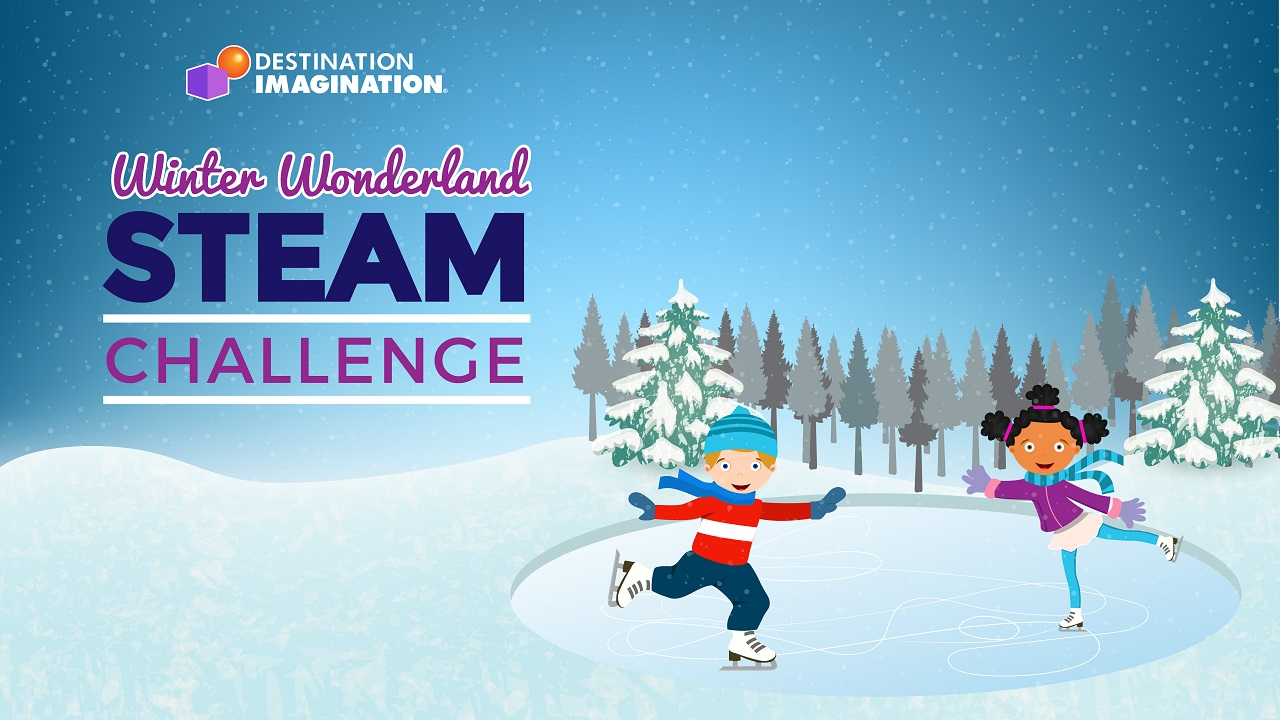 Enter Our Winter Wonderland STEAM Contest!